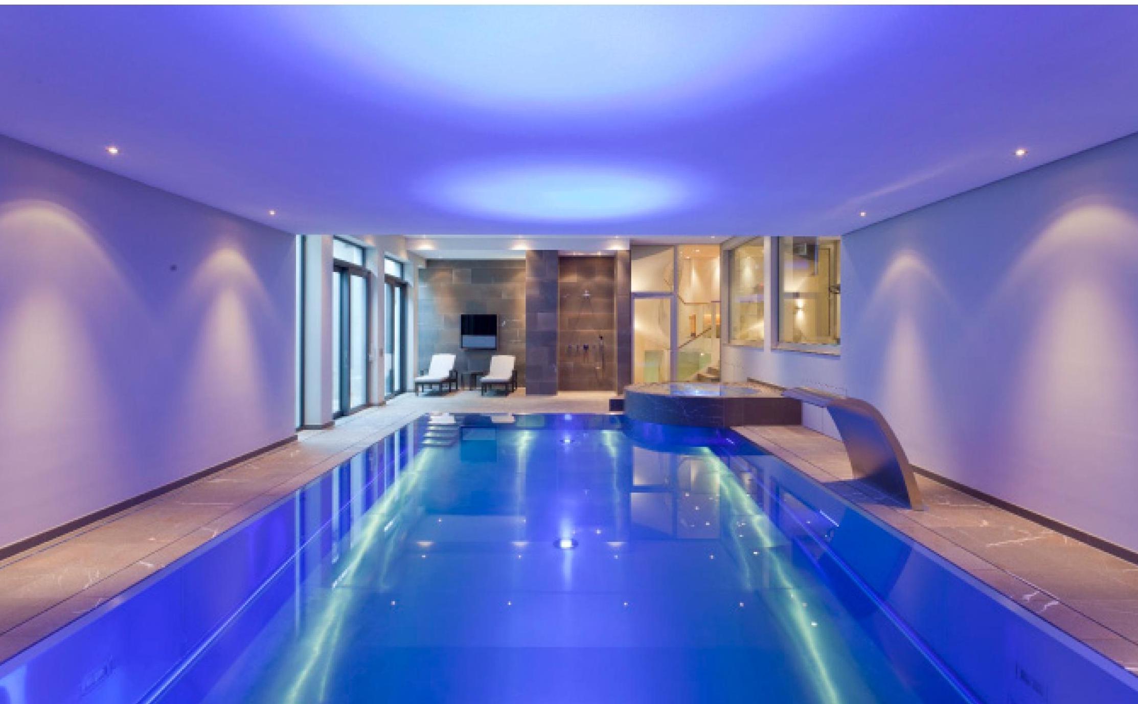 Poolvariante Spa