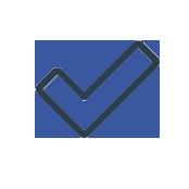 Häkchen-Symbol